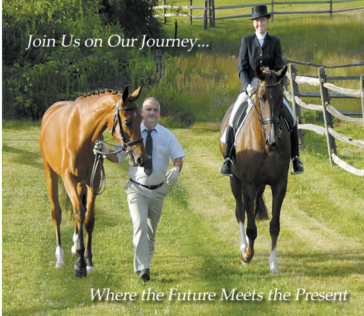 Join us on our journey... where the future meets the present