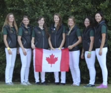 CWHBA  junior and senior team members